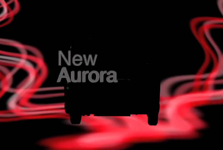 New Aurora Star Cruise Kworksキャンペーン用WebCM