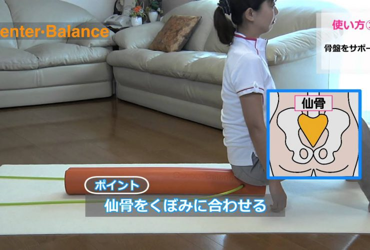 株式会社メイダイ センターバランス取扱い説明動画DVD