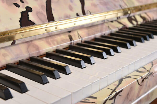 デザインピアノ MEISUI