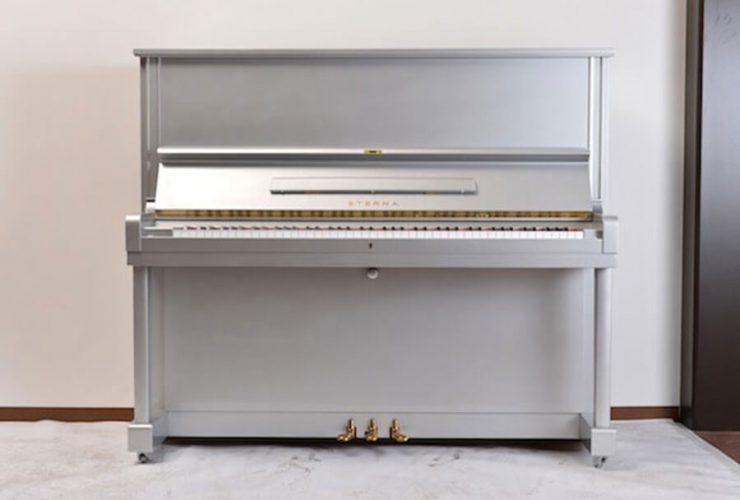 デザインピアノ SILVER