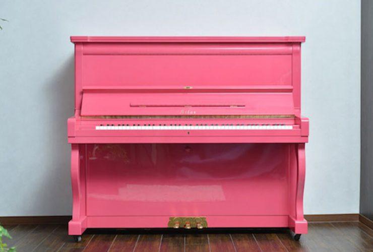 デザインピアノ PINK